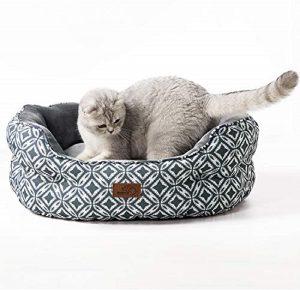 Cama para gatos mullida