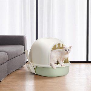 Arenero grande para gatos XL Nobleza