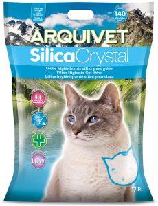Arena de silice para gatos Arquivet