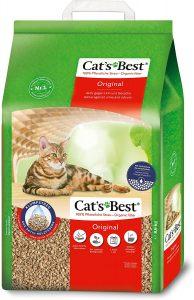 Arena Aglomerante para gatos Biodegradable
