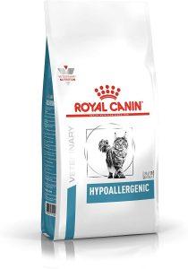 Pienso hipoalergenico para gatos